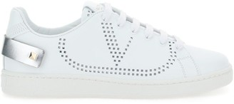 Valentino Backnet VLogo Signature Sneakers