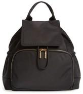 Milly Minis Infant Backpack Diaper Bag - Black