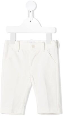 Il Gufo Straight Cotton Chinos