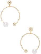 Shashi Elyse Statement Earrings