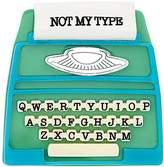 Tatty Devine Women's Typewriter Brooch