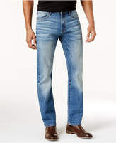 William Rast Men's Legacy Straight-Fit Relaxed Jeans