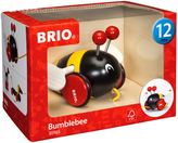 Brio Bumble Bee Pull Along Toy