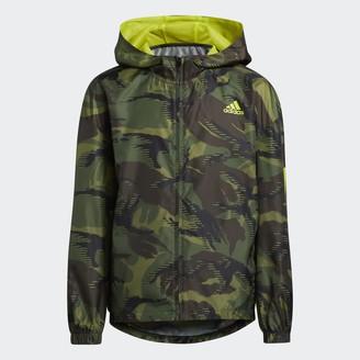adidas Print Camo Wind Jacket