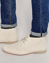 Standard Fortyfive Standard Forty-five Suede Desert Boot
