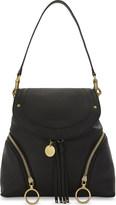 See by Chloe Hoop leather backpack