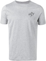 Saturdays NYC NY print T-shirt - men - Cotton - L