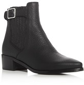 Belstaff Albaz Pointed Toe Mid Heel Booties
