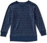 First Wave Big Boys 8-20 Long-Sleeve Striped Sweater