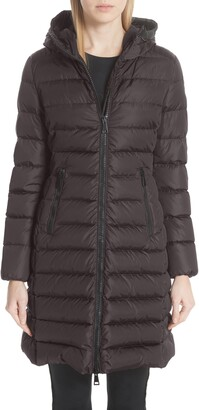 Moncler Taleve Hooded Quilted Down Coat