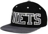 adidas Brooklyn Nets Undertone Snapback Cap