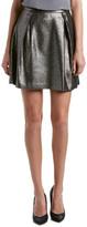 Trina Turk Ferne Jacquard A-Line Skirt