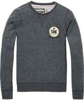 Scotch & Soda Reversible Nepped Sweater