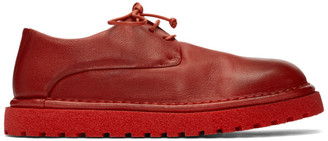 Marsèll Red Gomme Derbys
