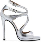 Marc Ellis double buckle sandals
