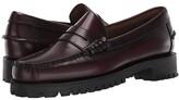 Sebago Dan Lug (Black) Women's Shoes