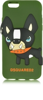 DSQUARED2 Military Green Silicone iPhone 6 Cover
