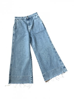 Loewe Blue Denim - Jeans Jeans