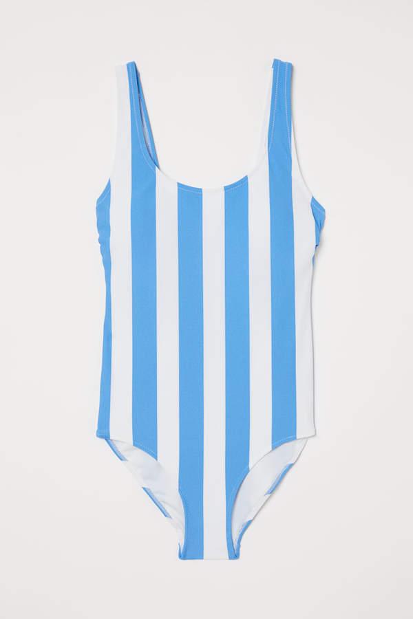 H&M Swimsuit - Blue