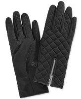 Lauren Ralph Lauren Powerstretch Diamond Quilted Tech Gloves