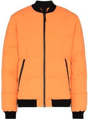TEMPLA Quill lightweight bomber jacket