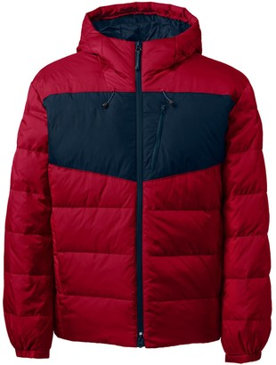 Lands' End Men's Big & Tall Expedition Winter Down Puffer Jacket