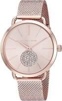Michael Kors MK3845 - Portia Watches