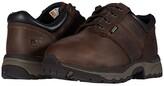 Timberland Jigsaw Oxford Steel Toe Internal Met Guard (Brown) Men's Shoes