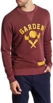 Gant Long Sleeve Garden Varsity Sweater