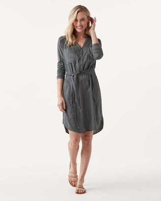 Splendid Flora Shirtdress