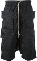 Rick Owens drop-crotch shorts - men - Polyamide - S