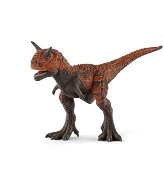 Schleich Hand-Painted Figure Carnotaurus