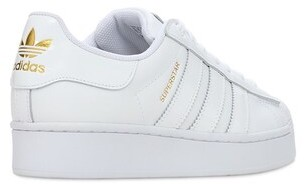 Thumbnail for your product : adidas Superstar Bold Leather Sneakers