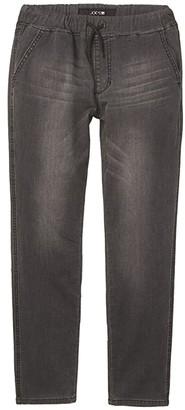 Joe's Jeans Joggers Slim Fit (Big Kids) (Bright Graphite) Boy's Casual Pants