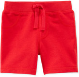 First Impressions Pull-On Shorts, Baby Boys (0-24 months), Created for Macy's