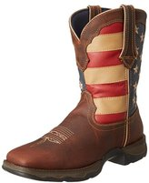 Durango Lady Rebel 10 Inch Flag RD4414 Western Boot