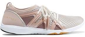 adidas by Stella McCartney Crazymove Pro Neoprene And Mesh Sneakers