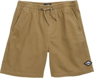 Billabong Larry Layback Twill Shorts