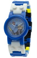 Lego Kids' 9002892 Star Wars Luke Skywalker Watch With Minifigure
