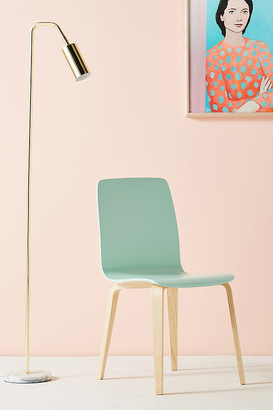 Anthropologie Tamsin Dining Chair By in Mint Size ALL
