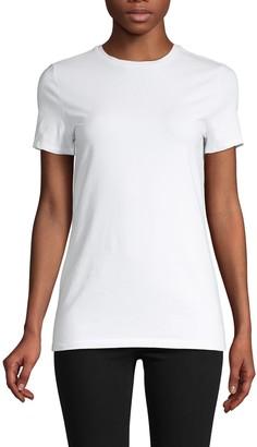 Saks Fifth Avenue Short-Sleeve Essential Fit Crewneck T-Shirt