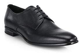 Prada Men's Saffiano Leather Shoes