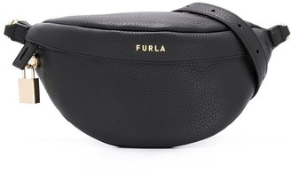 Furla Piper XI leather belt bag