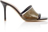 Malone Souliers Laney 85 Embellished PVC Sandals