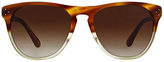Oliver Peoples Daddy B Amber Tortoise