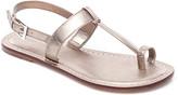 Bernardo Maverick Toe-Strap Flat Sandals