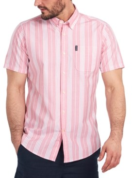 Barbour Men's Striped Cotton Shirt