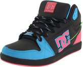 DC University Mid Women US 10 Black Skate Shoe