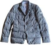 Moncler Gamme Bleu Grey Tweed Jackets
