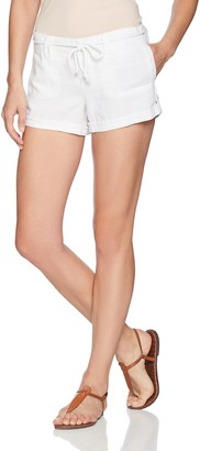 Dollhouse Women's White Linen 5
